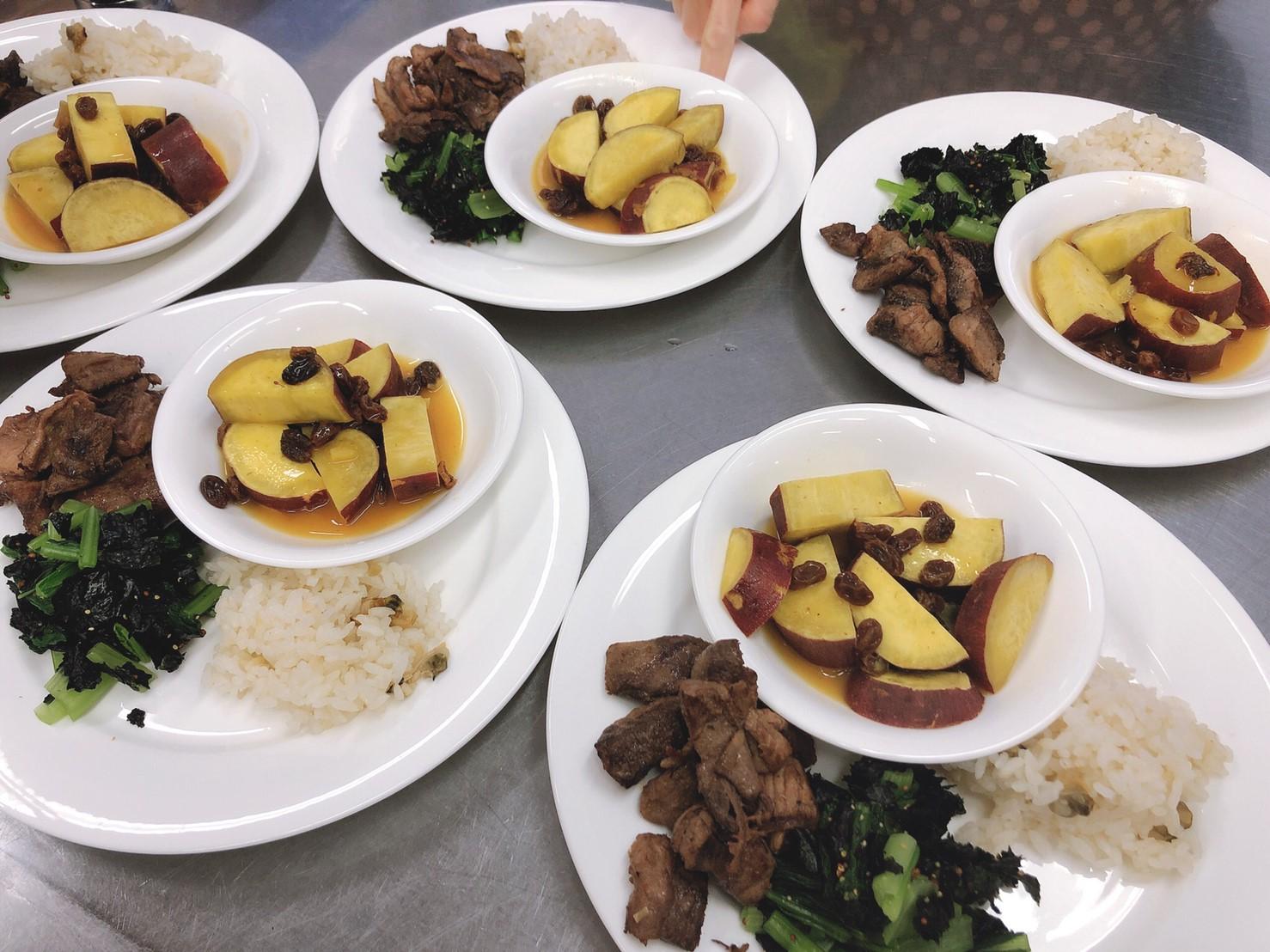 貧血対策料理教室